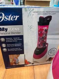 🚚 Oster 隨行杯果汁機 減脂餐必備 全新僅拆封