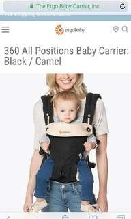Ergobaby™️ Four Position 360 Baby Carrier