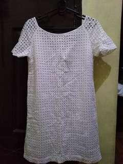 Stradivarius Little White Dress REPRICED!