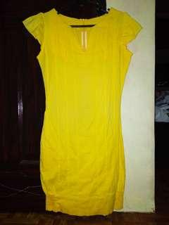 Celine Yellow Dress REPRICED!