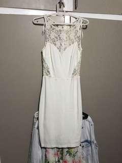 SALE!!! Zara Lace Bodycon Dress