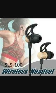 🚚 SLS-100 藍牙立體聲耳機 Bluetooth  stereo Wireless Headset