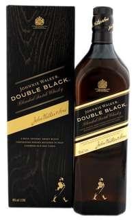 Brand New Johnnie Walker Double Black Label 1L