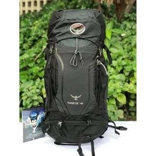 *LAST ONE* Genuine Osprey Kestrel 48 Backpack Brand New size M/L