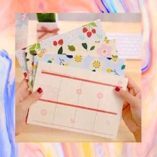 Flowee Scheduler Pad