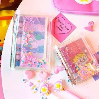 [Preorder] Japanese girls Notebook Diary