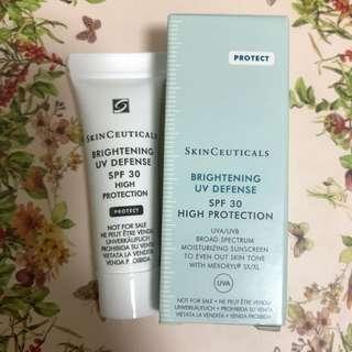 Skin Ceuticals Brightening UV defense