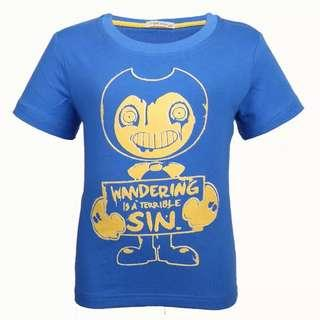 PO Bendy And The Ink Machine Tee