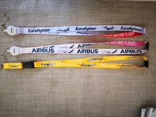 Authentic Airbus Lanyard
