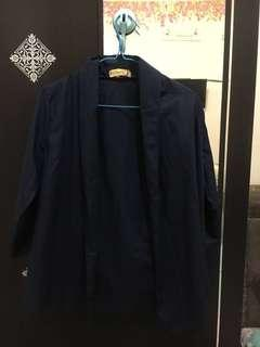 Outer Navy Blue