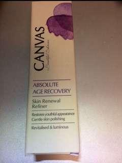Canvas skin refiner