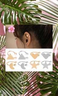 Fake earcuff