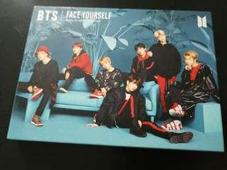 BTS face yourself ver c