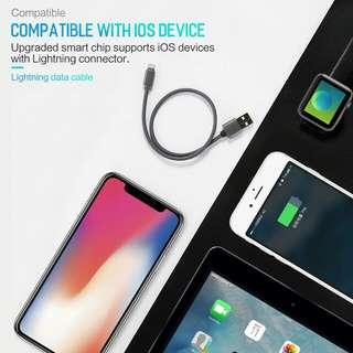 NOW SALE!!! ROCK Iphone Lightning Cable