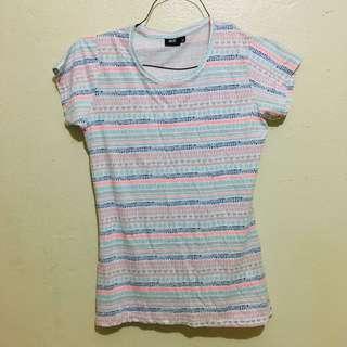 H&M colorful tshirt