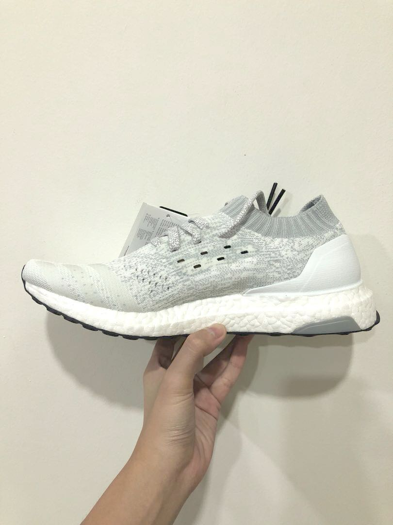 5ebde13b9f8 Adidas Ultraboost Uncaged 4.0 White Tint UK8