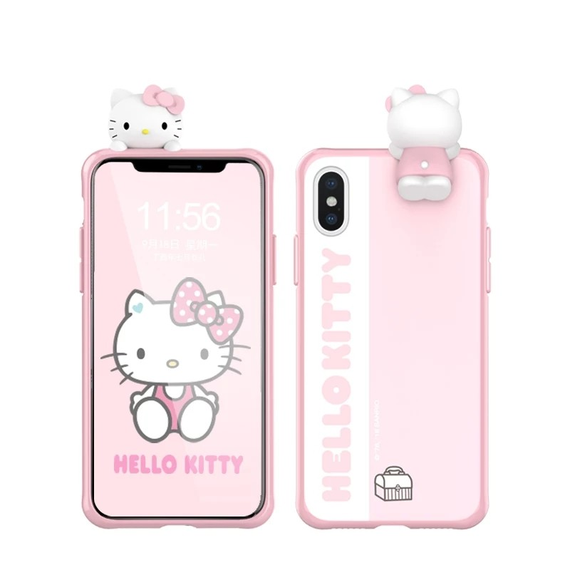 purchase cheap 26f81 30e87 Apple iPhone X/Xs/Xs Max Hello Kitty Case