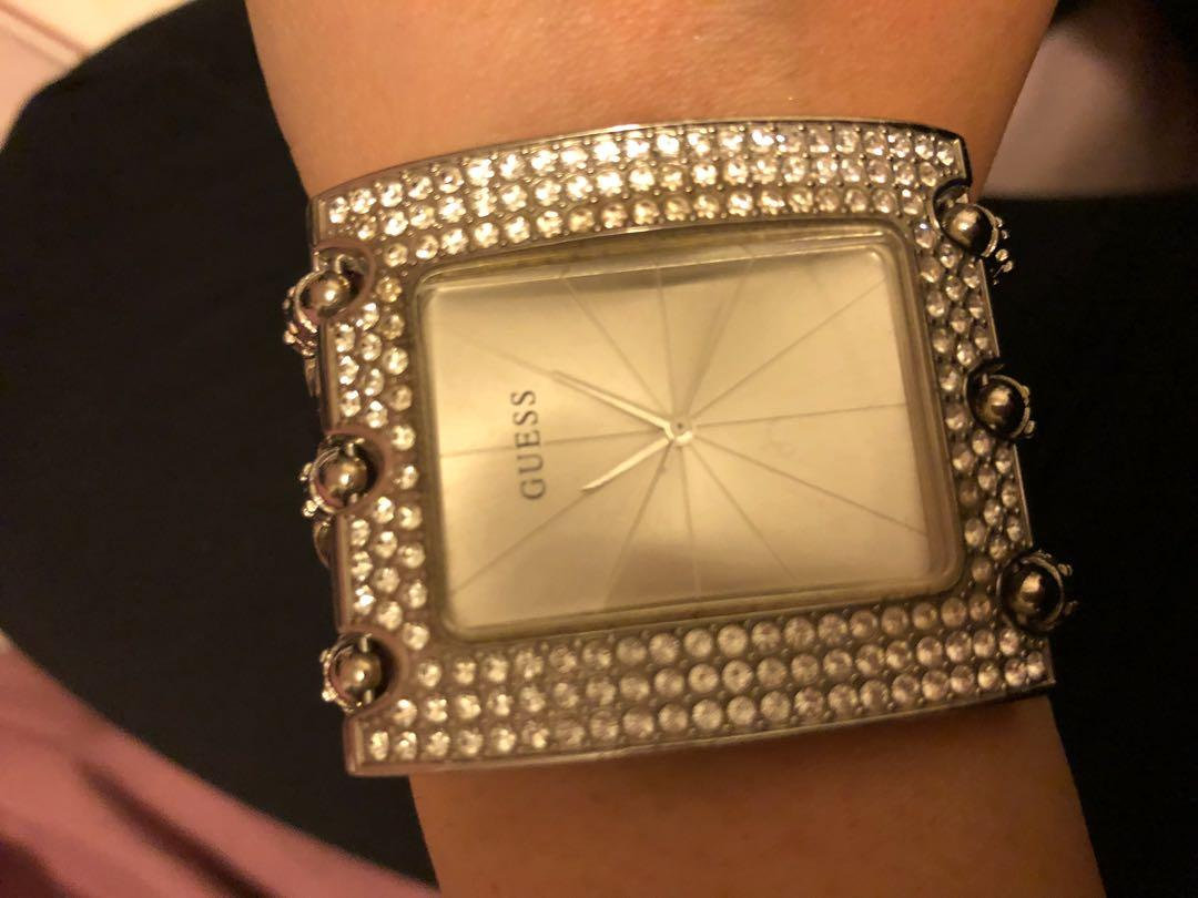 Authentic ladies guess watch-no box