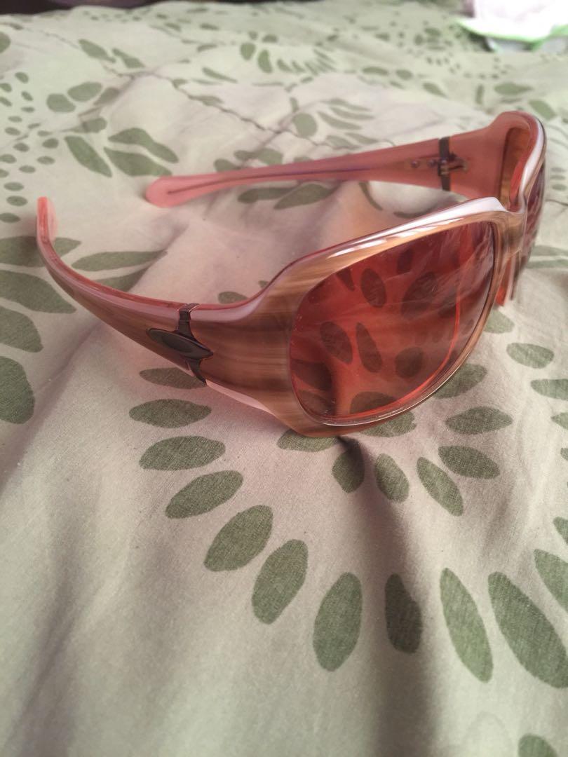 523adf6b00 Authentic Oakley Script Sunglasses