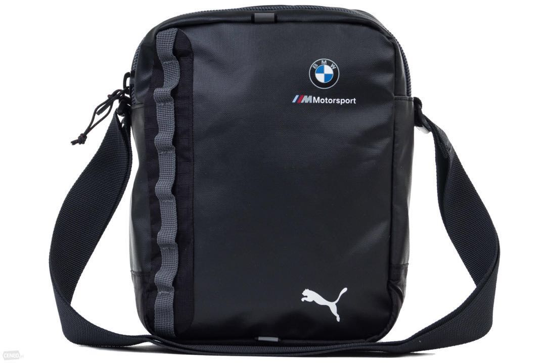 Authentic Puma BMW M MSP Portable f1 Sling Bag, Men's ...