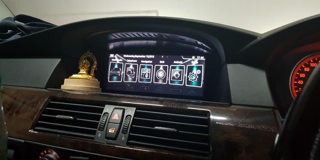 BMW E60 Android Player, Car Accessories, Accessories on