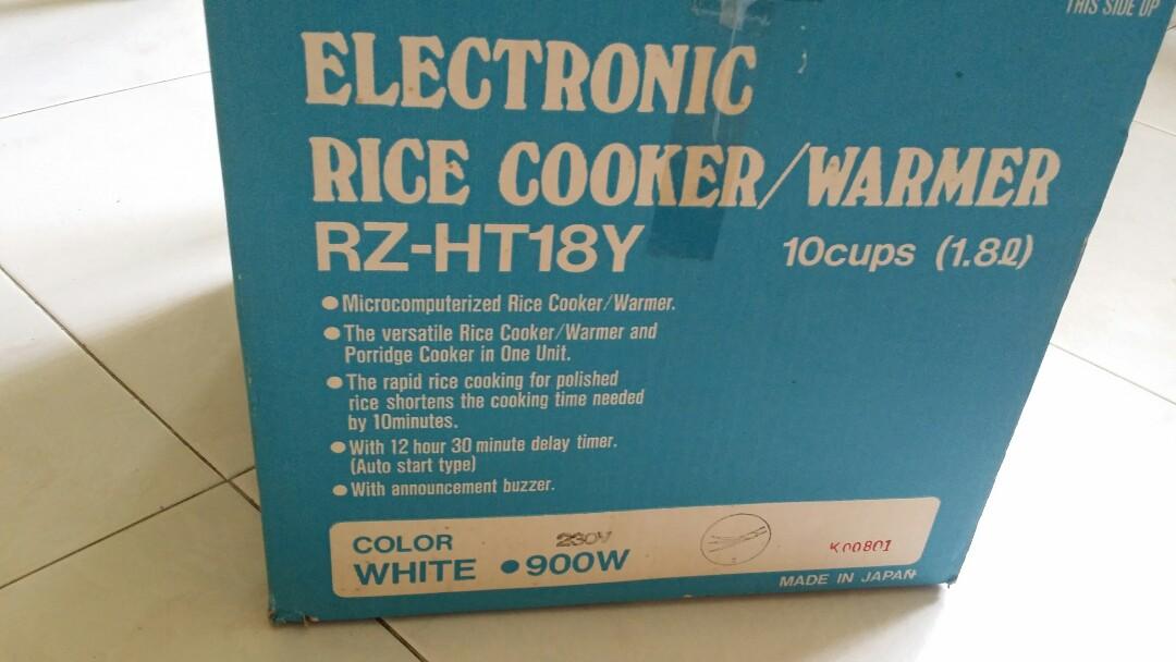 Bn Hitachi rice cooker