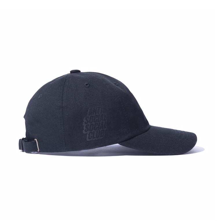 Brand New ASSC Black Block Cap c20070f031fe