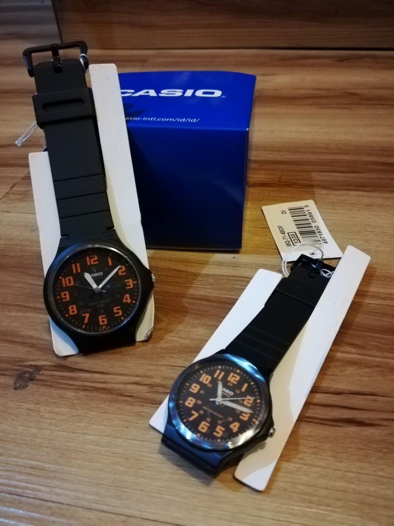 Casio couple MQ71 & MW 240