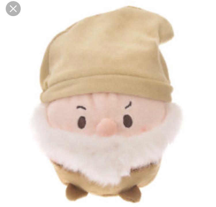 Disney Ufufy Grumpy Soft Toy 2d8a14210cc7