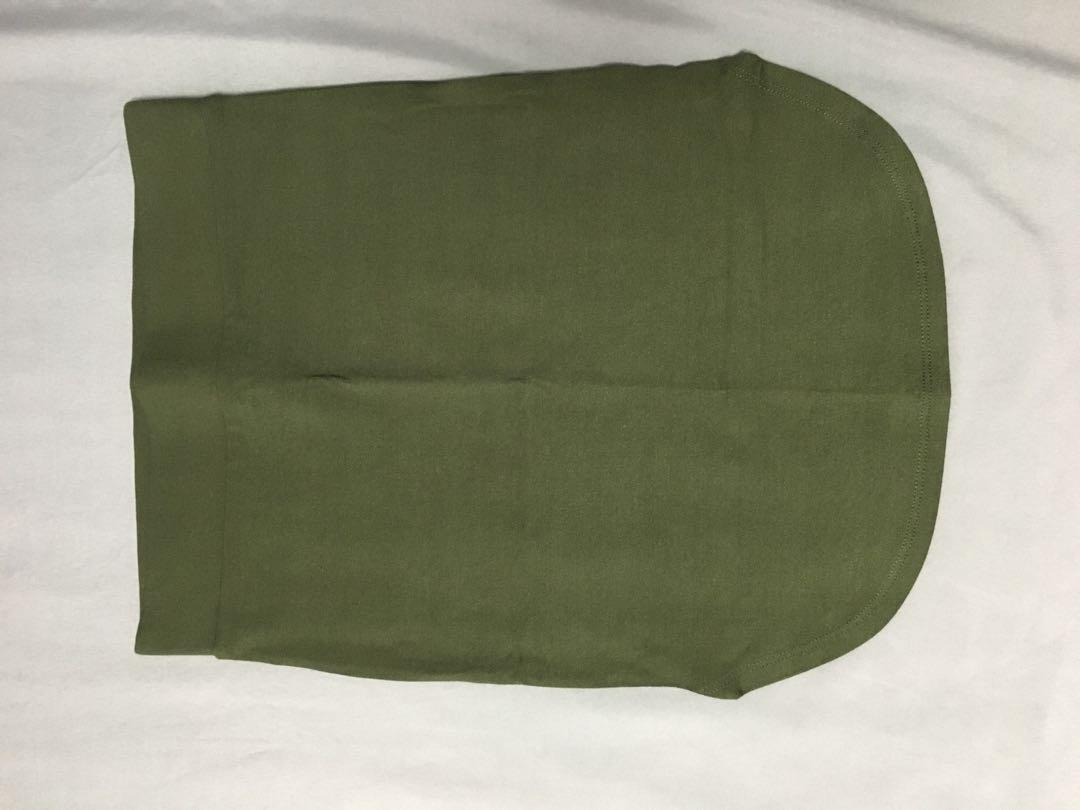 Dolphin skirt in Olive size small from f21
