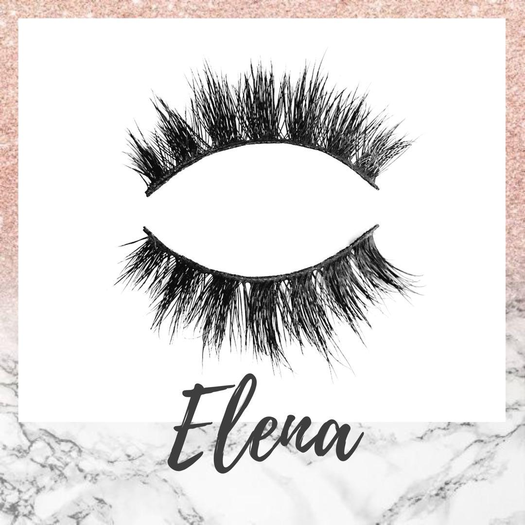 Elena (3D Mink Lash)