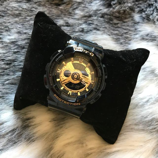 G-shock Baby G Watch