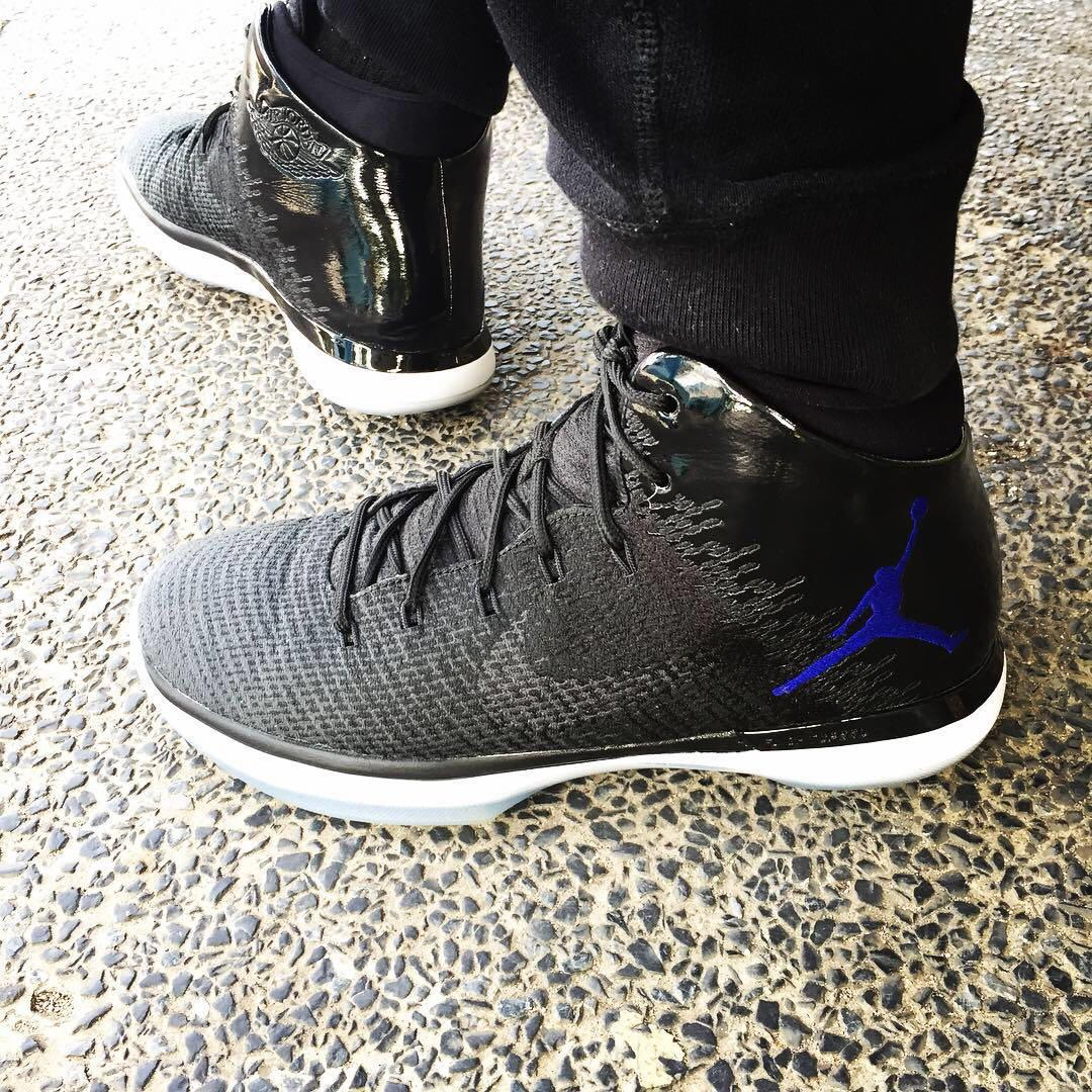 superior quality a288a 4053a Jordan 31 Spacejam Authentic, Men's Fashion, Footwear ...