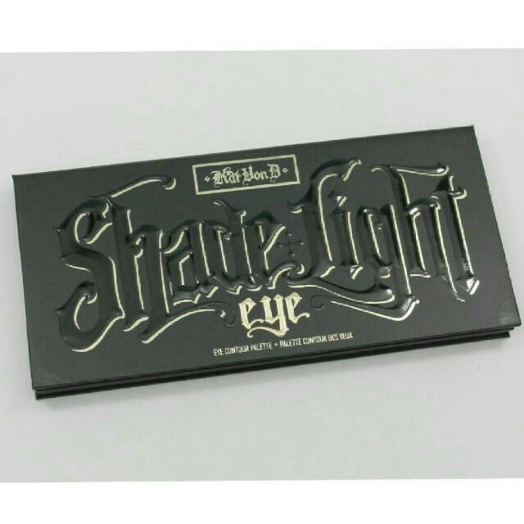 Kat Von D - Shade & Light Eye Palette BRAND NEW & AUTHENTIC (NO SWAPS, PRICE IS FIRM)