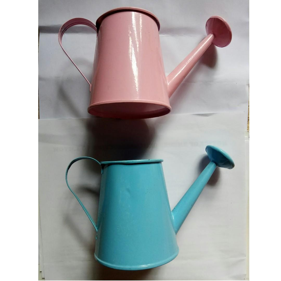 Lovely Mini Metal Watering Cans