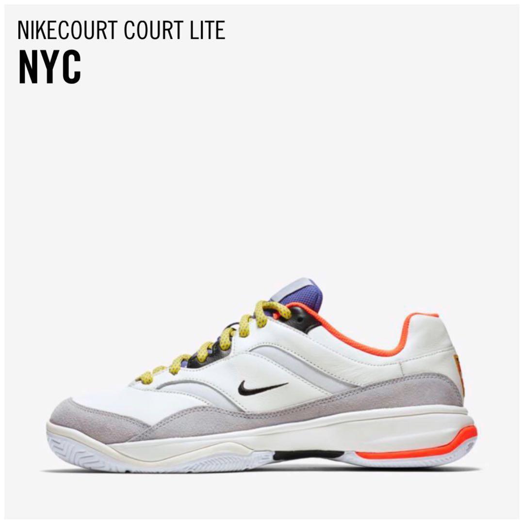Men's Nikecourt Court Lite NYC- New