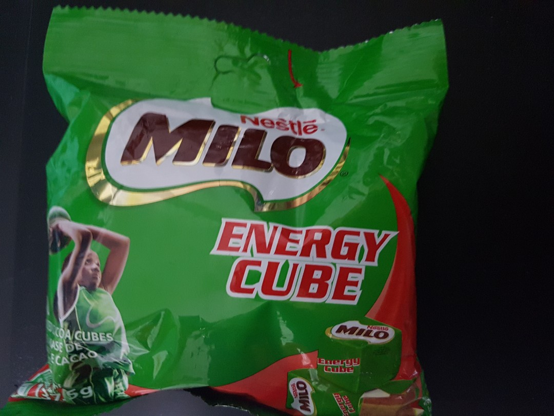 Milo Cubespacks Of 50 Food Drinks Packaged Snacks On Carousell Energy Cube 2 Pack