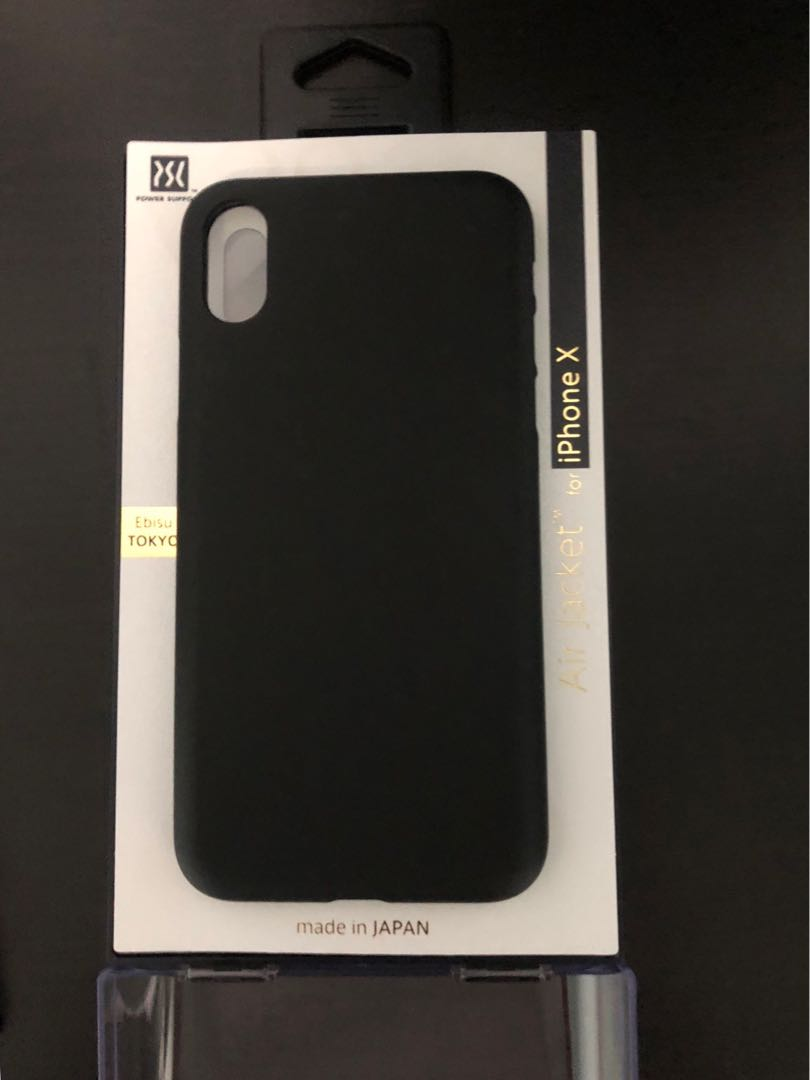 low priced 6654c 70965 Power Support Air Jacket iPhone X