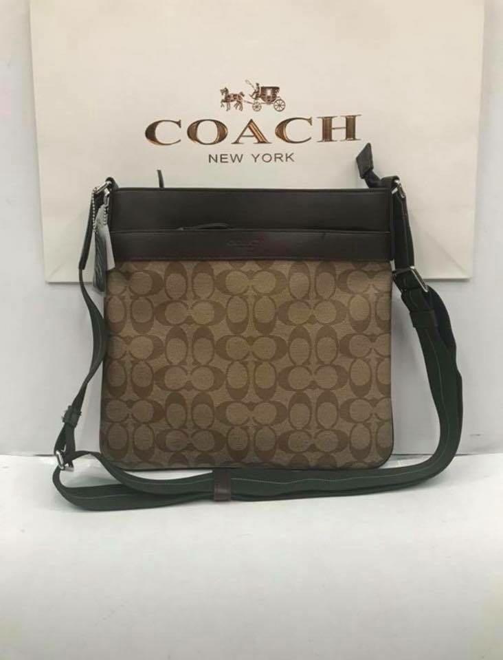 ad53864c2b Sale!! Brandnew Authentic Coach Messenger Crossbody Sling Bag