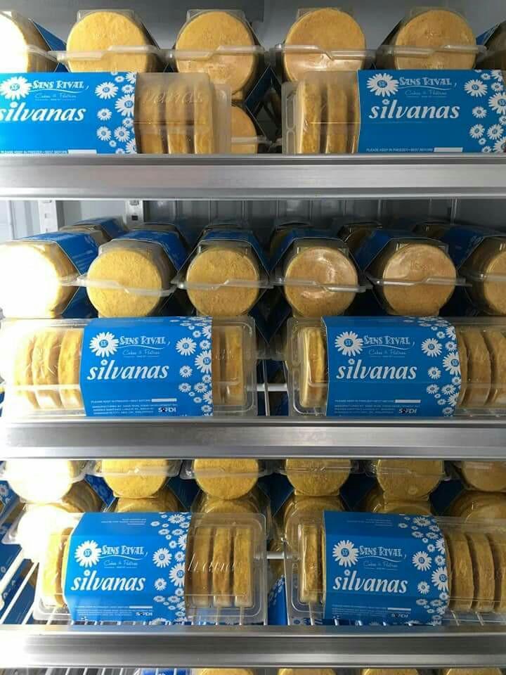 Silvanas fresh from Dumaguete
