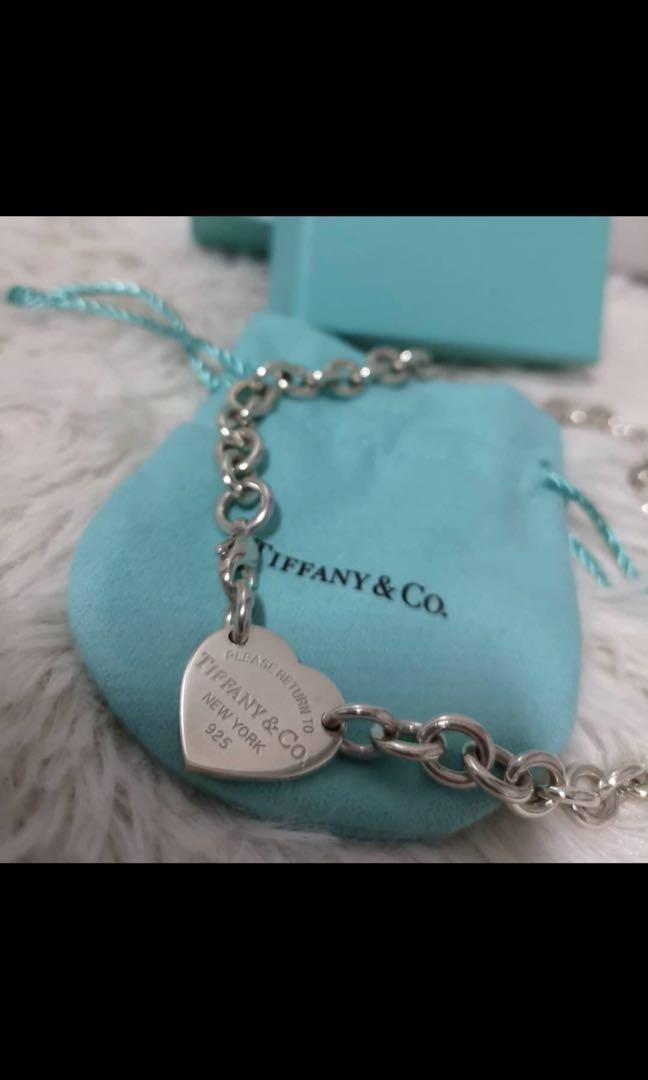 fb84d64ee669 TGIF Sale! Price Reduced Fast Deal BNIB Tiffany   Co Choker