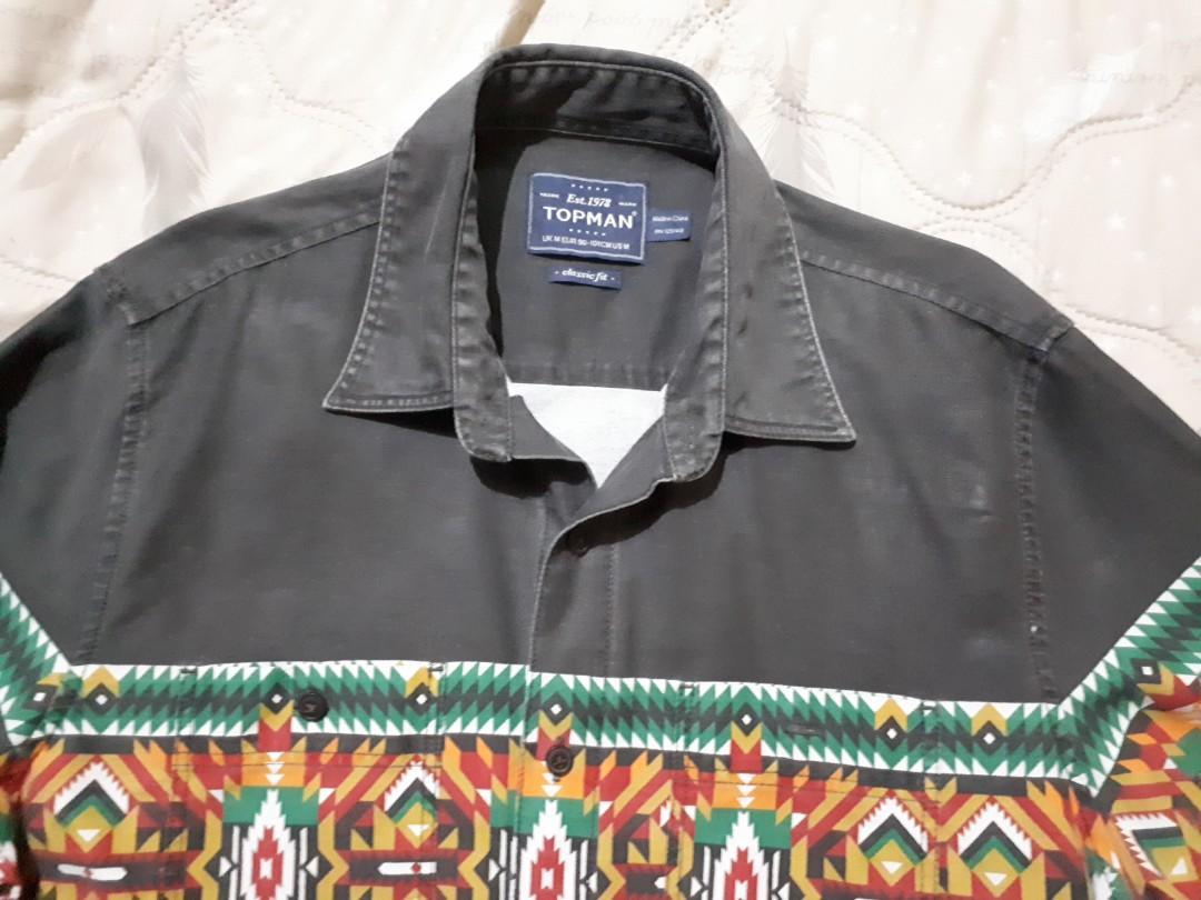 TOPMAN Shirt original rare!