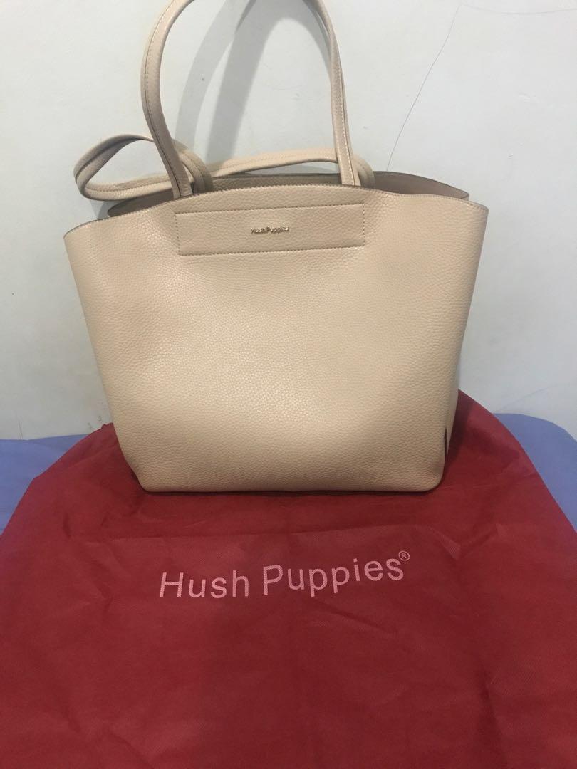 1982466e24f Tote bag Hush Puppier 100% ORI