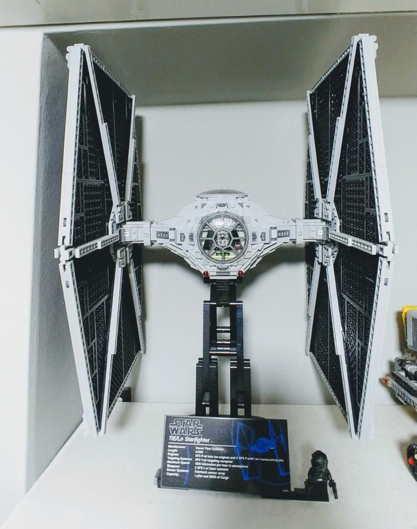 Used Lego Star Wars Ucs 75095 Toys Games Bricks Figurines On