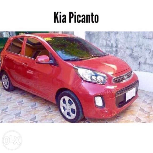 Very Low Repriced 2016 Kia Picanto Manual Transmission Cars Cars