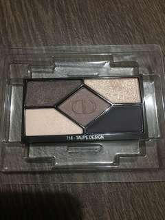 Dior Eyeshadow 5 Couleurs Designer 眼影