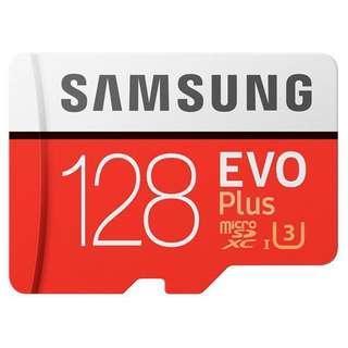 🚚 Samsung Memory Card 128GB #MAF40