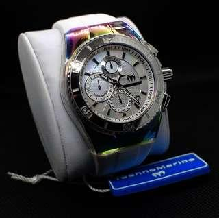 Technomarine Cruise Silver/ Iridescent Mother of pearl