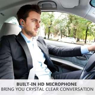 1🔥Latecomer HV316 True Wireless Bluetooth Earphone with Portable Charger Mic Headset In-Ear Mini Earbuds Earpiece Fit smartphone