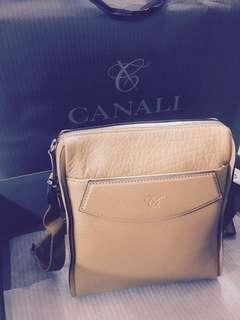 CANALI Messenger Bag